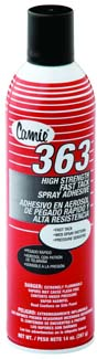MS363 - High Strength Fast Tack Spray Adhesive